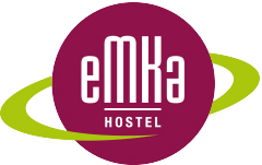 Logo eMKa hostel